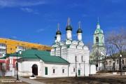 Церковь Михаила и Феодора Черниговских - Москва - Центральный административный округ (ЦАО) - г. Москва