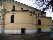 Церковь Александра Невского при бывшей Покровской богадельне - Басманный - Центральный административный округ (ЦАО) - г. Москва