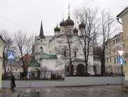 Церковь Владимира равноапостольного в Старых Садех - Басманный - Центральный административный округ (ЦАО) - г. Москва