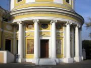 Церковь Вознесения Господня на Гороховом поле - Басманный - Центральный административный округ (ЦАО) - г. Москва