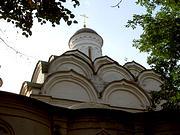 Церковь Покрова Пресвятой Богородицы в Рубцове - Басманный - Центральный административный округ (ЦАО) - г. Москва