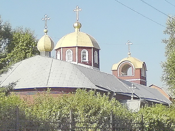 Собор Николая Чудотворца, Кемерово