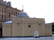 Храм-часовня Спаса Всемилостивого - Адмиралтейский район - Санкт-Петербург - г. Санкт-Петербург