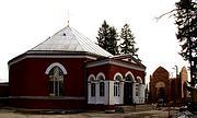 Церковь Спаса Нерукотворного Образа - Всеволожск - Всеволожский район - Ленинградская область