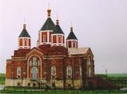 Церковь Иверской иконы Божией Матери - Борщевое - Венёвский район - Тульская область