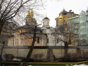 Церковь Антипы Пергамского на Колымажном дворе - Хамовники - Центральный административный округ (ЦАО) - г. Москва