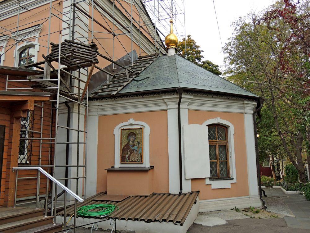Церковь Спаса Преображения на Болвановке, Москва