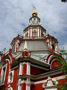 Церковь Иоанна Воина на Якиманке - Якиманка - Центральный административный округ (ЦАО) - г. Москва
