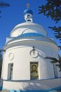 Церковь Спаса Всемилостивого - Спасское - Новомосковск, город - Тульская область