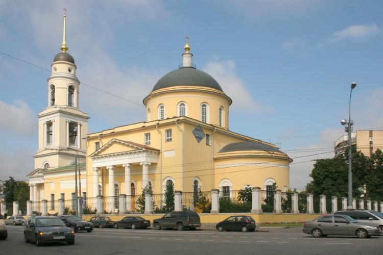 Церковь Вознесения Господня в Сторожах, у Никитских ворот, РњРѕСЃРєРІР°