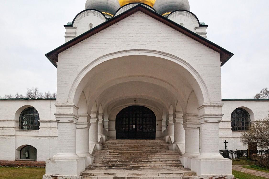 Новодевичий монастырь. Собор Смоленской иконы Божией Матери, РњРѕСЃРєРІР°