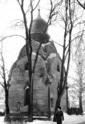 Новодевичий монастырь. Часовня-усыпальница Прохоровых - Хамовники - Центральный административный округ (ЦАО) - г. Москва