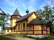 Церковь Николая Чудотворца на Риеккалансаари - Сортавала - Сортавальский район - Республика Карелия