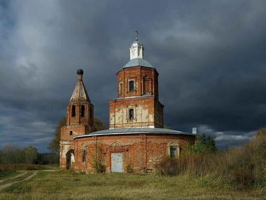 Церковь Рождества Пресвятой Богородицы-Обидимо-Тула, город-Тульская область