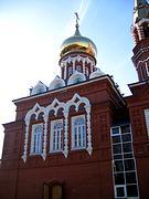 Церковь Казанской иконы Божией Матери - Ижевск - Ижевск, город - Республика Удмуртия
