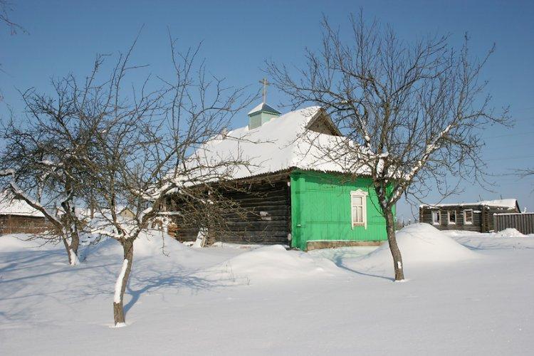 Церковь Петра митрополита Московского, Гавриловка
