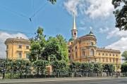 Центральный район. Михаила Архангела в Михайловском замке, церковь