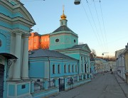 Таганский. Троицы Живоначальной в Серебряниках, церковь