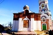 Можайск. Ахтырской иконы Божией Матери, церковь