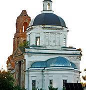 Церковь Воздвижения Креста Господня - Мценск - Мценский район и г. Мценск - Орловская область