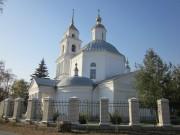 Острогожск. Спаса Преображения, церковь