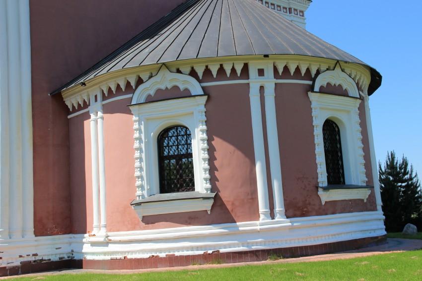 Суздальский православный лицей. Церковь Михаила Архангела, Суздаль