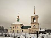Хомяково. Александра Свирского, церковь