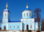 Церковь Покрова Пресвятой Богородицы - Романово - Киреевский район - Тульская область