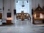 Мещанский. Духа Святого Сошествия на бывшем Лазаревском кладбище, церковь