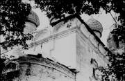 Спасский монастырь. Церковь Входа Господня в Иерусалим в Красном селе - Верея - Наро-Фоминский городской округ - Московская область