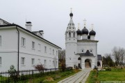 Верея. Спасский монастырь. Церковь Входа Господня в Иерусалим в Красном селе