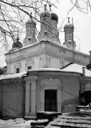 Богородице-Рождественский монастырь. Церковь Иоанна Златоуста - Мещанский - Центральный административный округ (ЦАО) - г. Москва