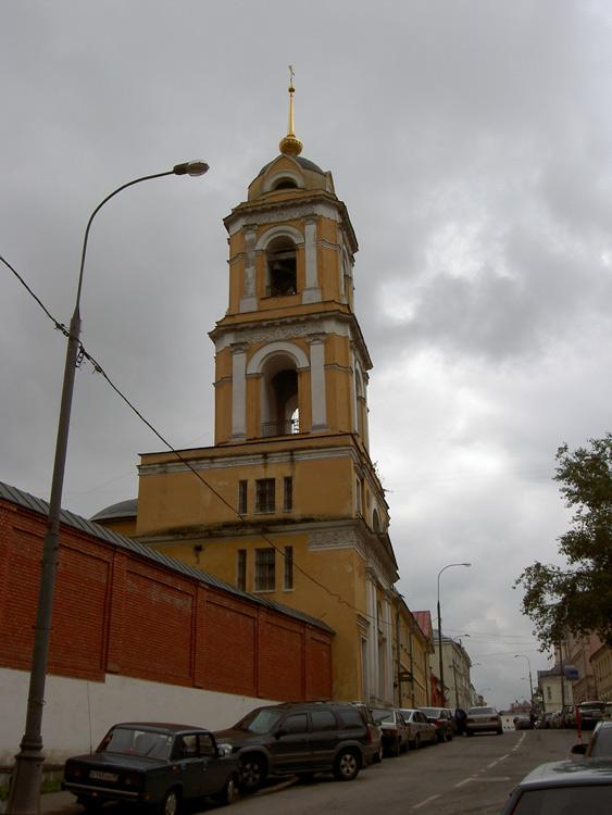 Богородице-Рождественский монастырь. Церковь Евгения Херсонского, Москва