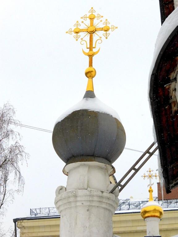 Сретенский монастырь. Собор Сретения Владимирской иконы Божией Матери, Москва