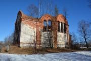 Церковь Параскевы Пятницы - Верховина - Волховский район - Ленинградская область