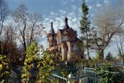 Церковь Спаса Преображения - Вышний Волочёк - Вышневолоцкий район и г. Вышний Волочёк - Тверская область