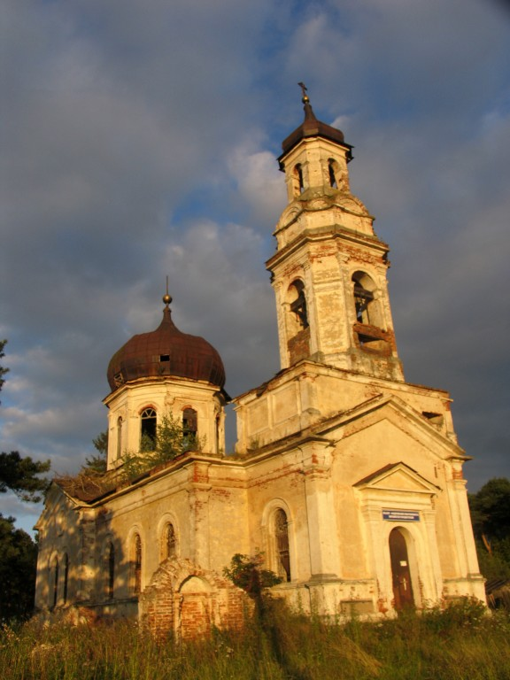 Церковь Вознесения Господня, Торжок