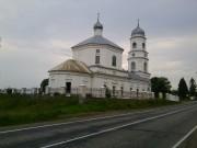 Рашкино. Казанской иконы Божией Матери, церковь