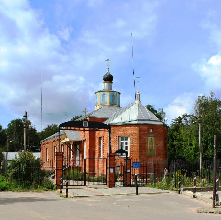 Московская область, Орехово-Зуевский городской округ, Кабаново. Церковь Никиты мученика, фотография.