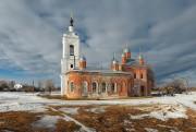 Палашкино. Казанской иконы Божией Матери, церковь