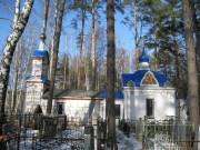 Новая Быковка. Покрова Пресвятой Богородицы, церковь