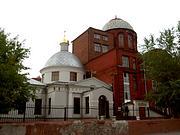 Церковь Георгия Победоносца в Грузинах - Москва - Центральный административный округ (ЦАО) - г. Москва