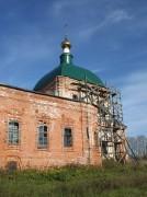 Церковь Воздвижения Креста Господня - Коверино - Камешковский район - Владимирская область