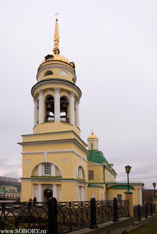 Кафедральный собор Троицы Живоначальной, Каменск-Уральский
