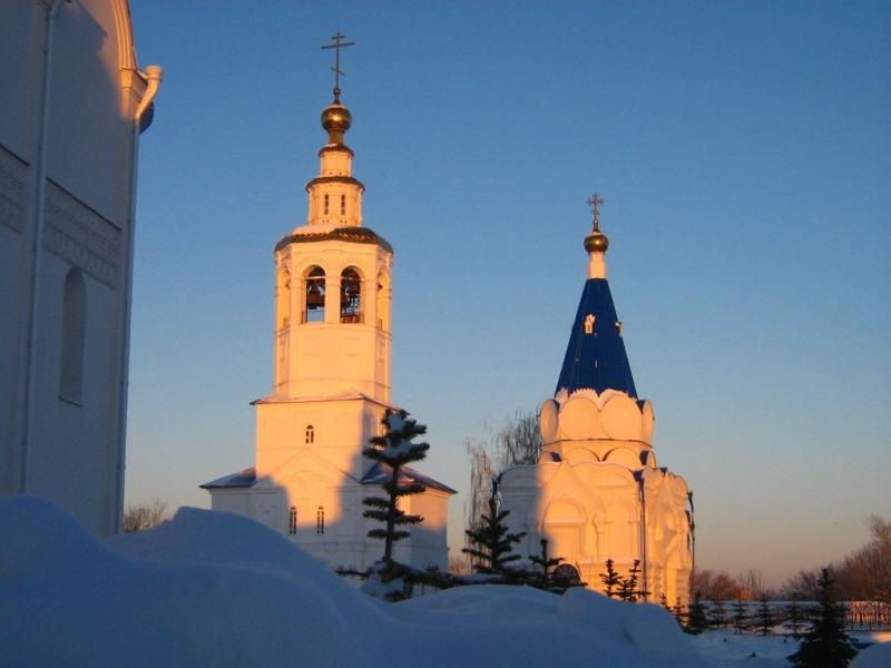 Успенский Зилантов монастырь, Казань