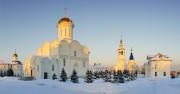 Успенский Зилантов монастырь - Казань - Казань, город - Республика Татарстан