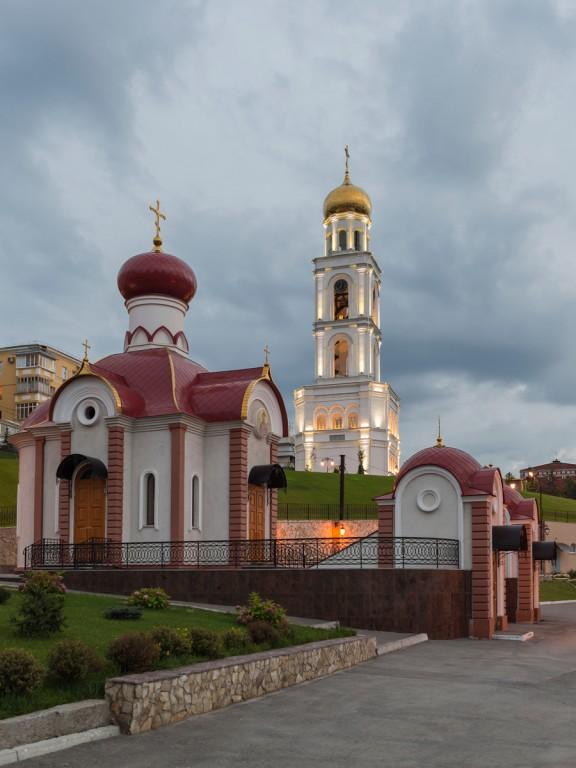 Самарская область, Самара, город, Самара. Иверский женский монастырь, фотография. дополнительная информация