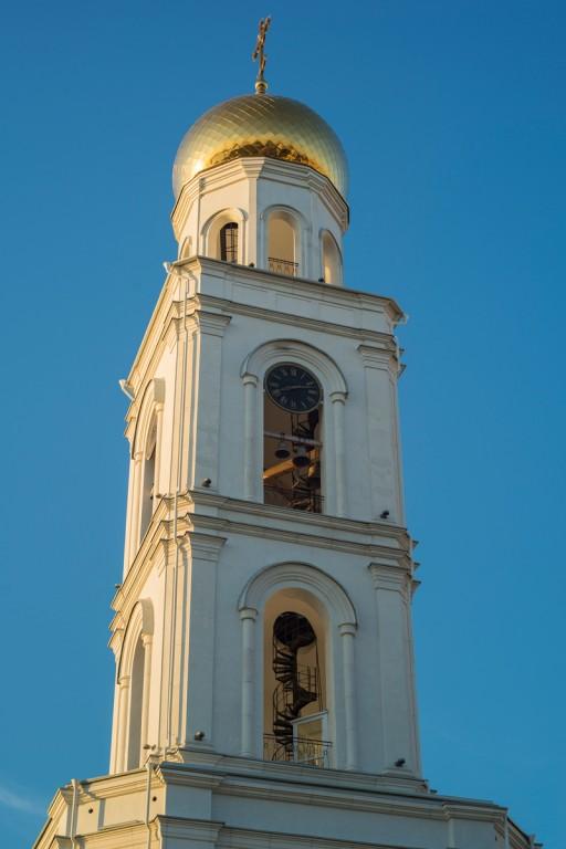 Самарская область, Самара, город, Самара. Иверский женский монастырь, фотография. архитектурные детали