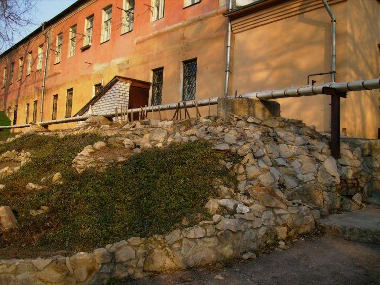 Калужская область, Калуга, город, Калуга. Лаврентьев монастырь, фотография. фасады