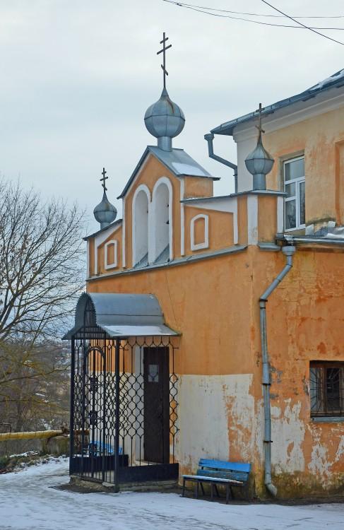 Калужская область, Калуга, город, Калуга. Лаврентьев монастырь, фотография. архитектурные детали